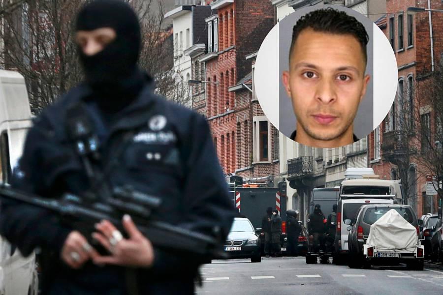 Abdeslam stigao na sud: Prvi put stao pred francuske suce