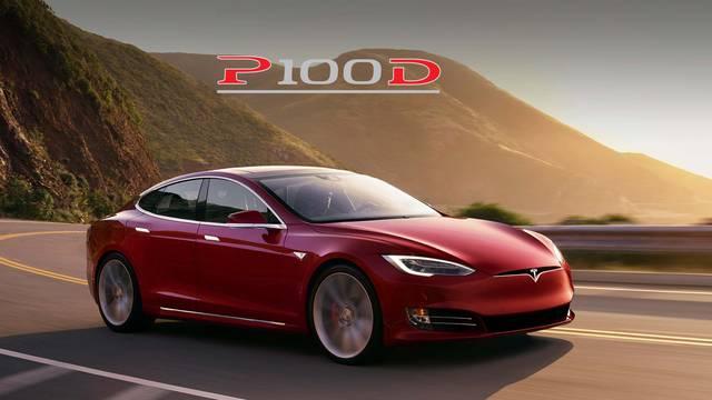 Najbrži auto koji možete kupiti: Model S postao još ekstremniji