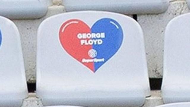 Ubijeni George Floyd ima 'svoje srce' među sjedalicama Poljuda