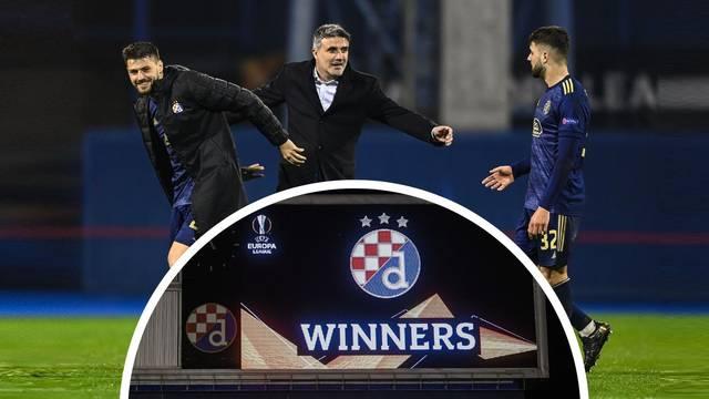 Statistika pokazuje: Dinamo je najbolja momčad Europske lige!