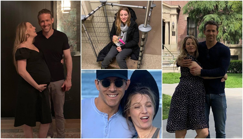 Nasmijao fanove: Ryan čestitao ženi rođendan ružnim fotkama