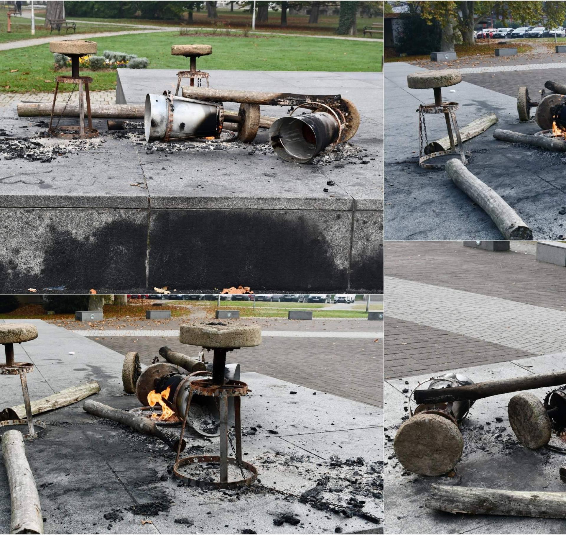 Najgore dosad: Vandali ponovo uništili spomenik braniteljima