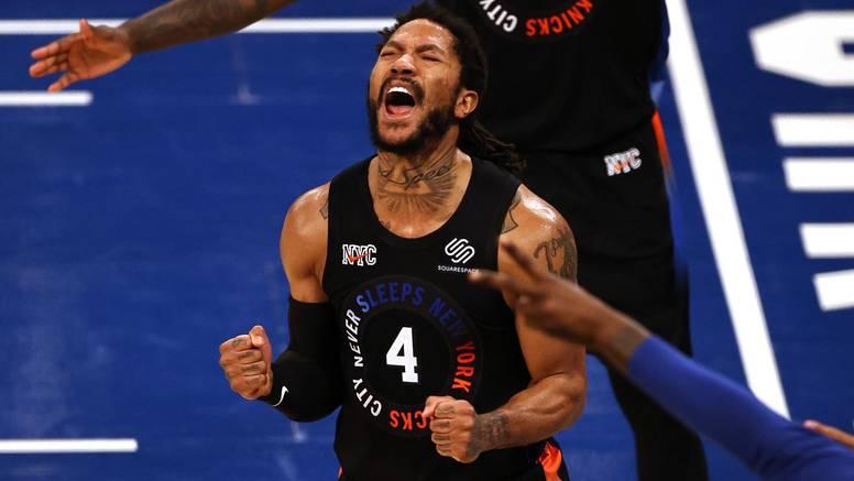 Derrick Rose ostaje u Knicksima još tri godine za 43 mil. dolara