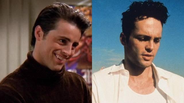 Odbili su ga: Vince Vaughn je nesuđeni Joey iz 'Prijatelja'