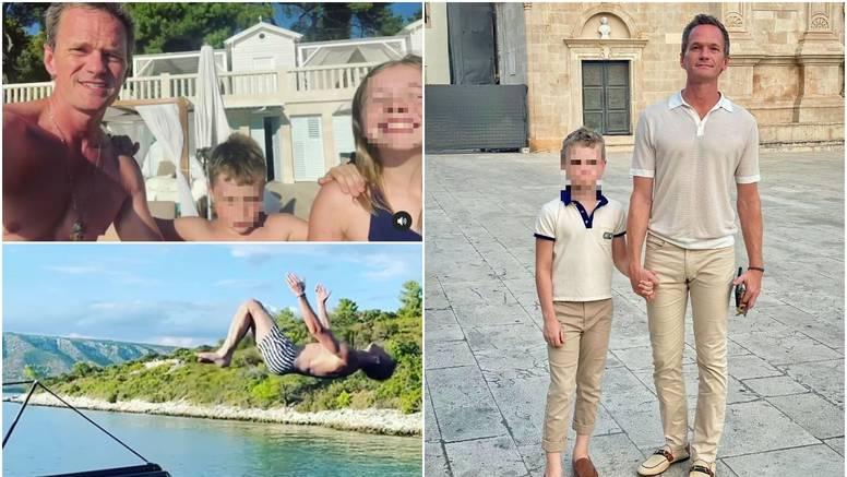 Barney otkrio gdje se na našoj obali odmara s mužem i djecom