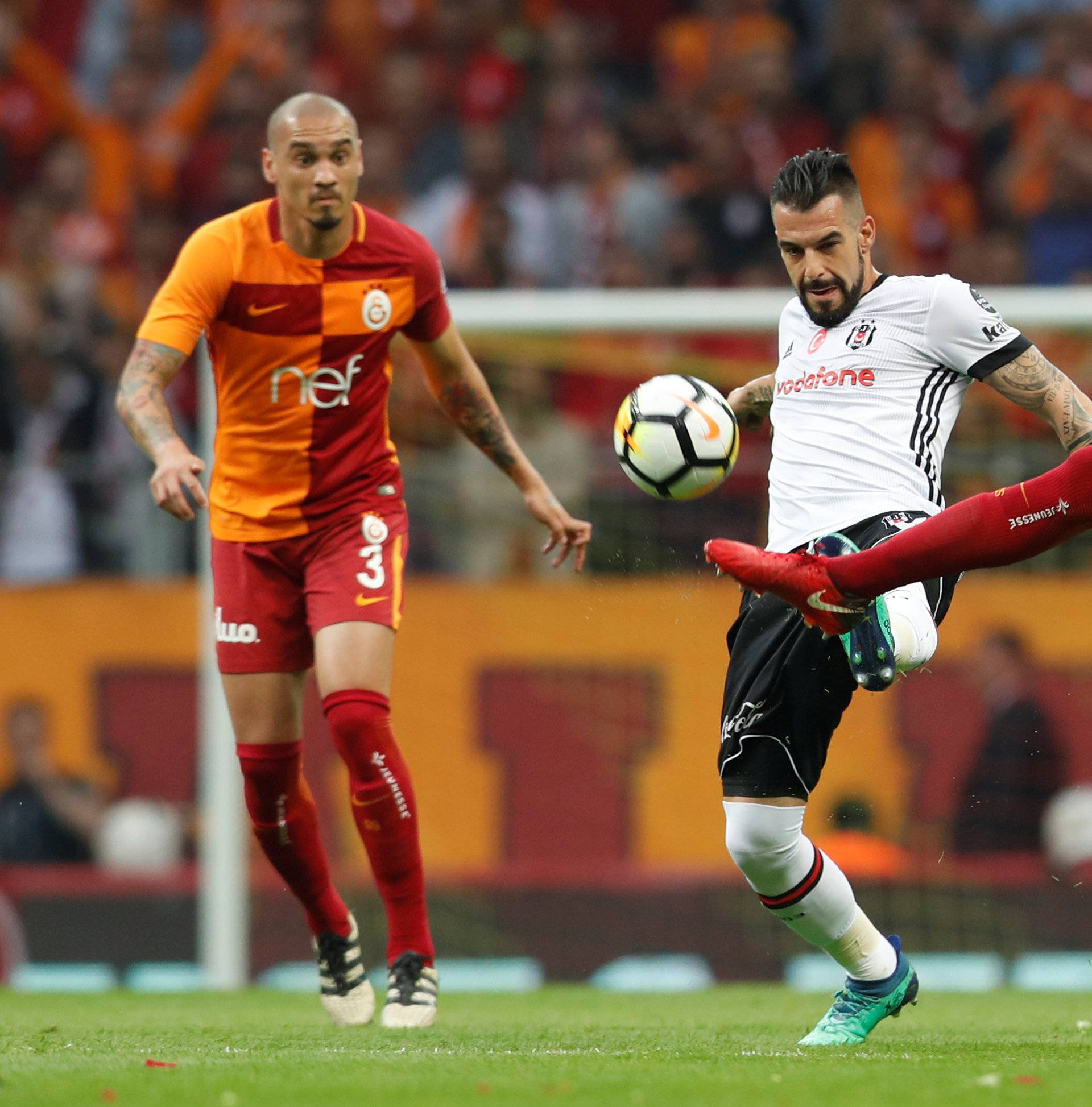 Turkish Super League - Galatasaray v Besiktas