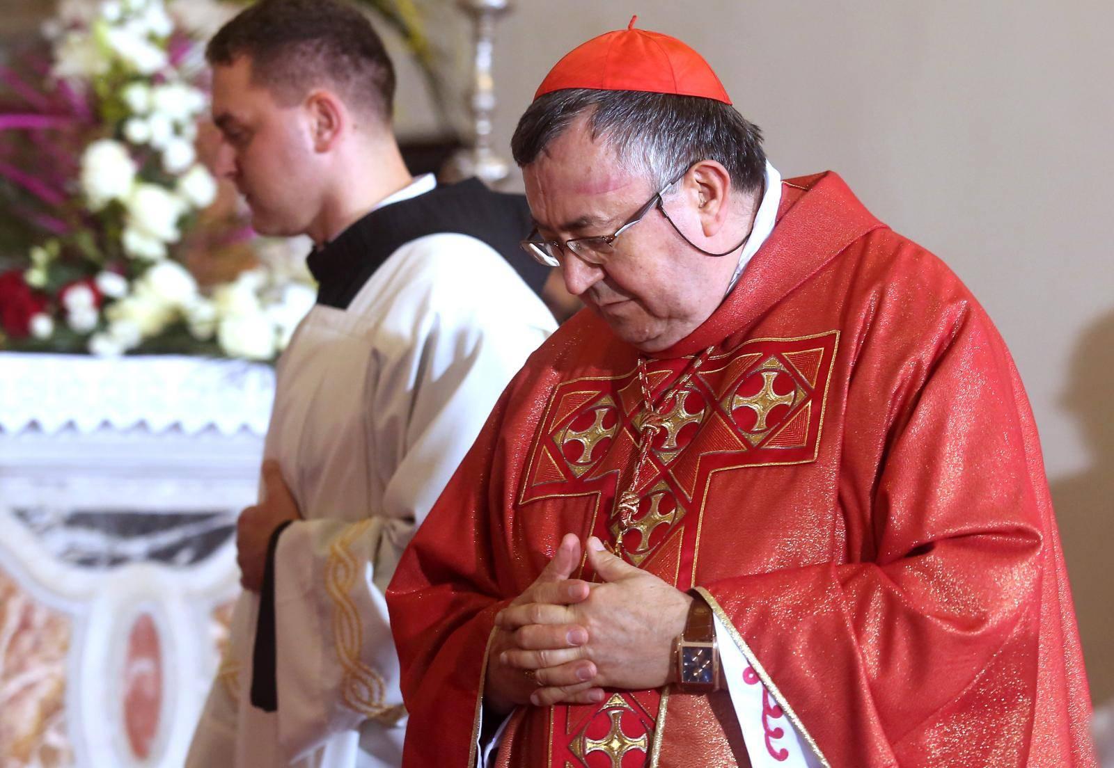 Šibenik: Procesijom i misom u crkvi Sv. Frane proslavljen blagdan sv. Nikole Tavelića