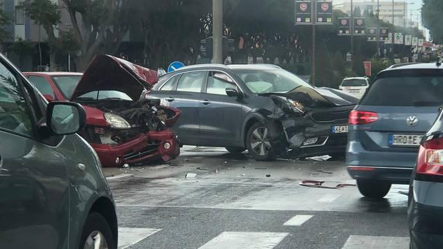'Čuli smo  udarac, čovjek je ležao na cesti. Hitna je stigla u minuti'