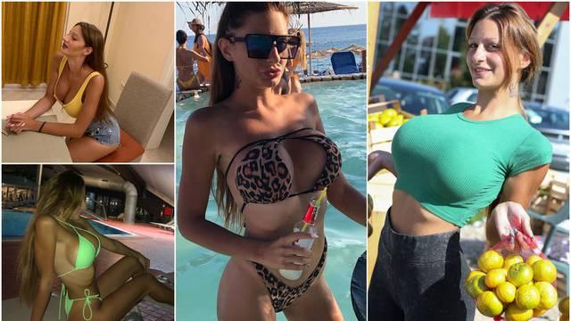 Pamela Mandarinson: Zbog nje u Zagrebu svi na vitaminu C...