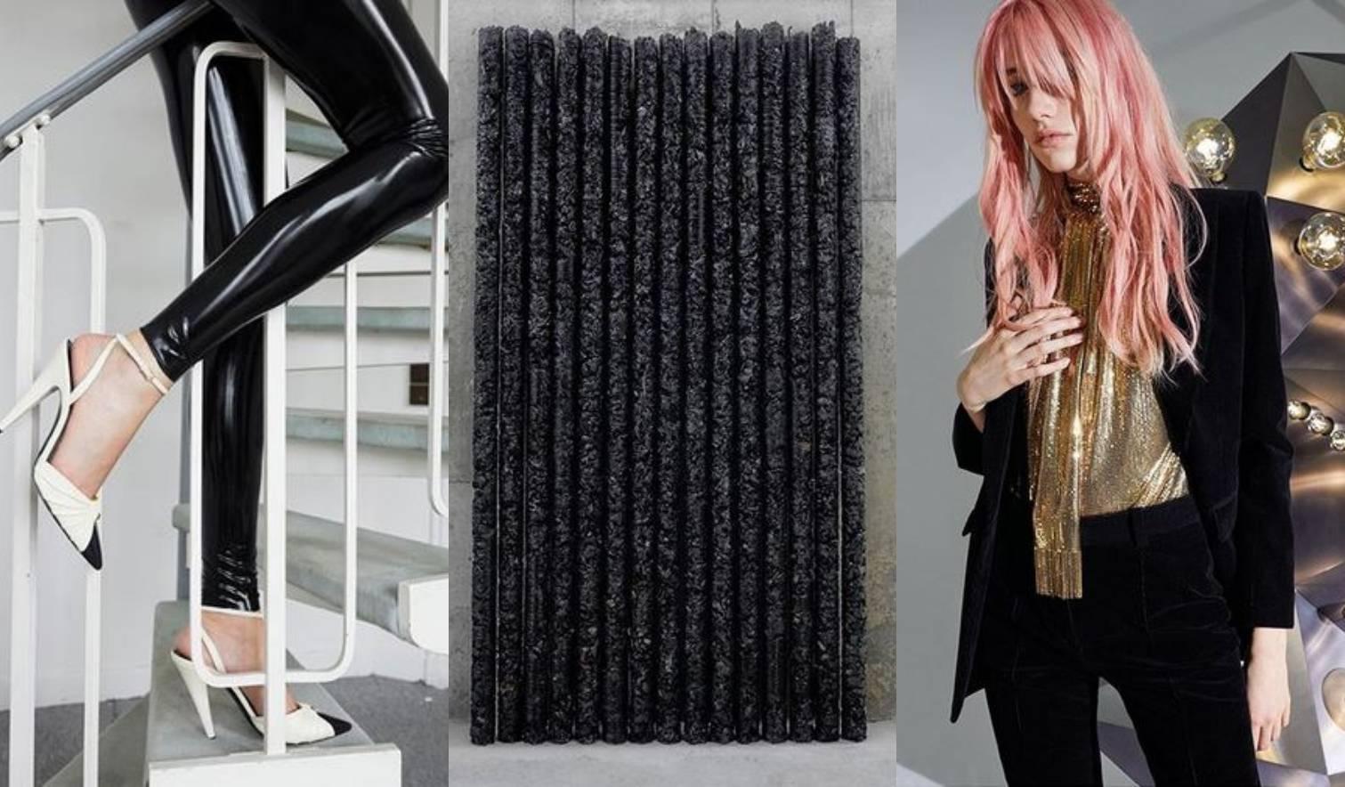 Helmut Lang radi umjetnička djela nastala od ostataka odjeće i torbi Saint Laurent