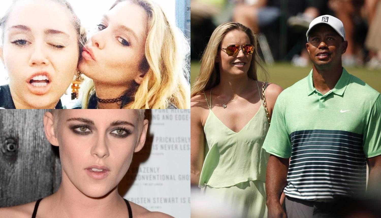 Procurile gole fotke: Na meti Tiger i Vonn, Kristen, Miley...