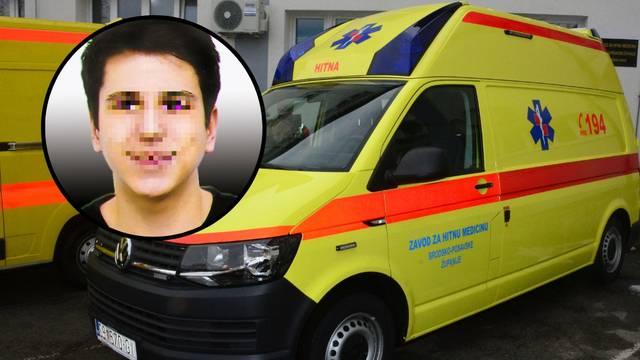 Žalio se na mučninu: Brođanin (16) umro je od udarca u trbuh