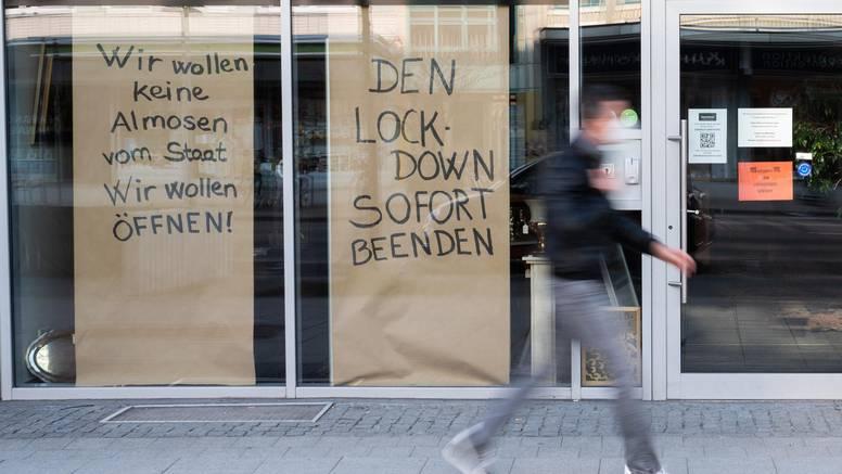 Nijemci koji nisu cijepljeni i u karanteni neće dobiti naknadu u slučaju izostanka s posla