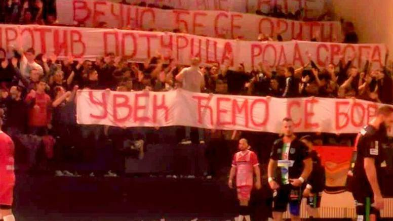 Skandal na rukometnoj utakmici u Beogradu: Skandirali 'Ratko Mladić'