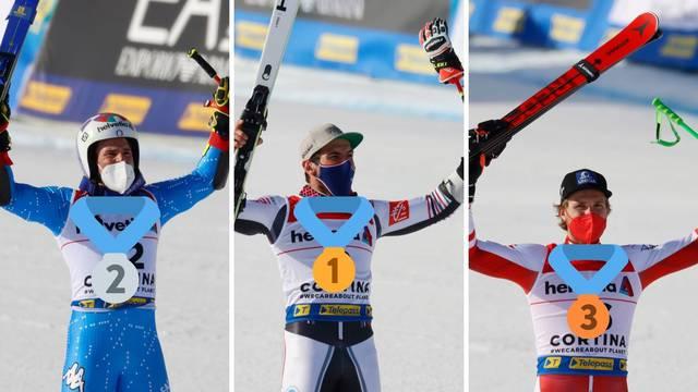 Kakav peh! Zubčiću malo falilo do nove medalje, Pinturault je pao,  Faivre novi svjetski prvak