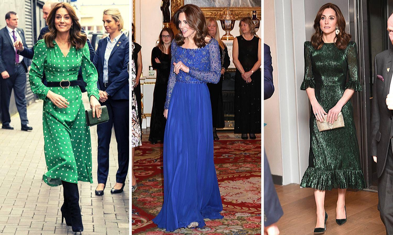 Da se ne vidi: Majstorski trik Kate Middleton za uske haljine