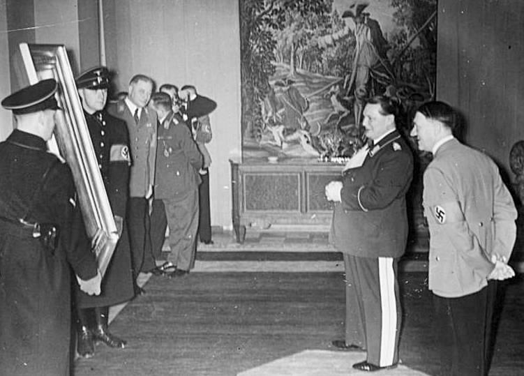 Napokon vraćen: Otkriven je akvarel kojeg su ukrali nacisti