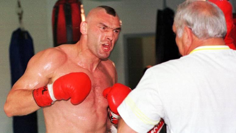 Mavrović treći najstariji boksač u povijesti: Vidjet ćete, spadam u rang Hrgovića, Milasa i Babića