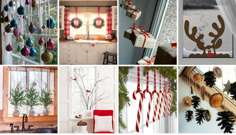 Kao iz bajke: 20 odličnih ideja kako ukrasiti prozore za Božić