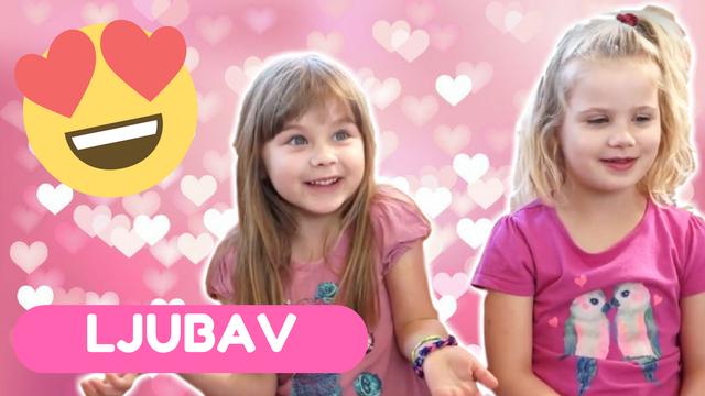 Mališani o ljubavi: 'Ako je voliš, moraš joj pokloniti majicu!'