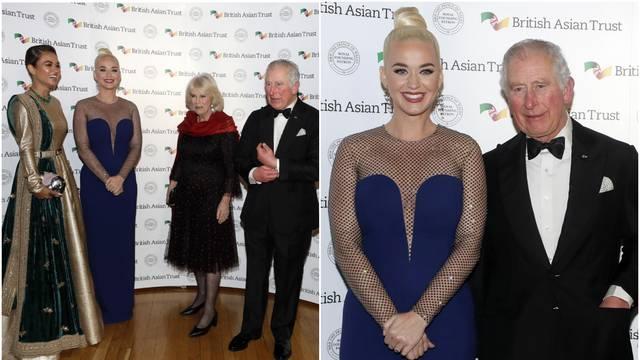 Katy Perry je ambasadorica zaklade protiv trgovine djecom