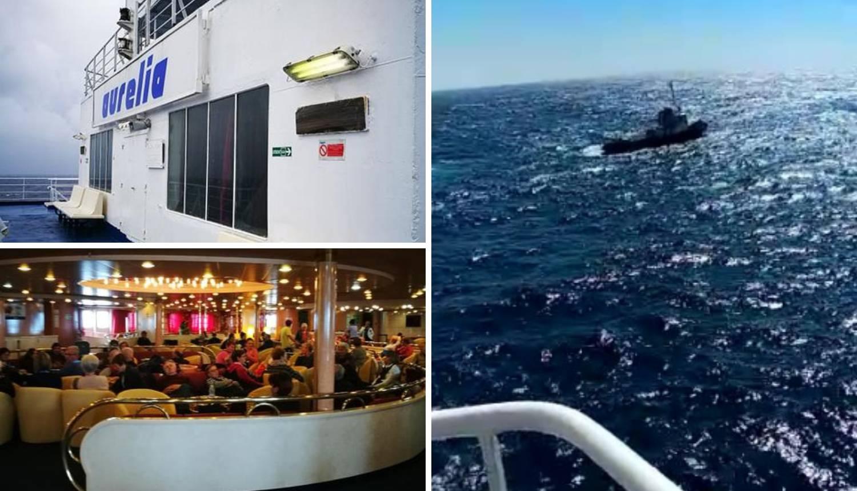 Brod ide sporo: 'U Split će doći u petak popodne, oko 14 sati'