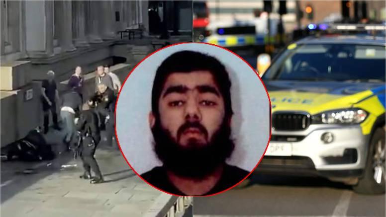 Napadaču iz Londona već sudili zbog terorizma, ima 28 godina