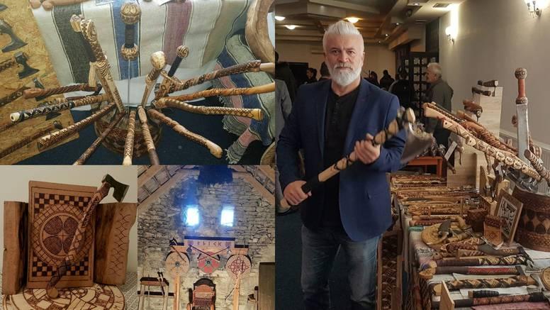 Hercegovački Viking: Prodajem sjekire od Austrije do Kanade