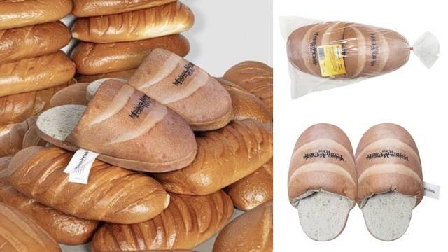 Margiela dizajnira papuče koje izgledaju poput štruce kruha