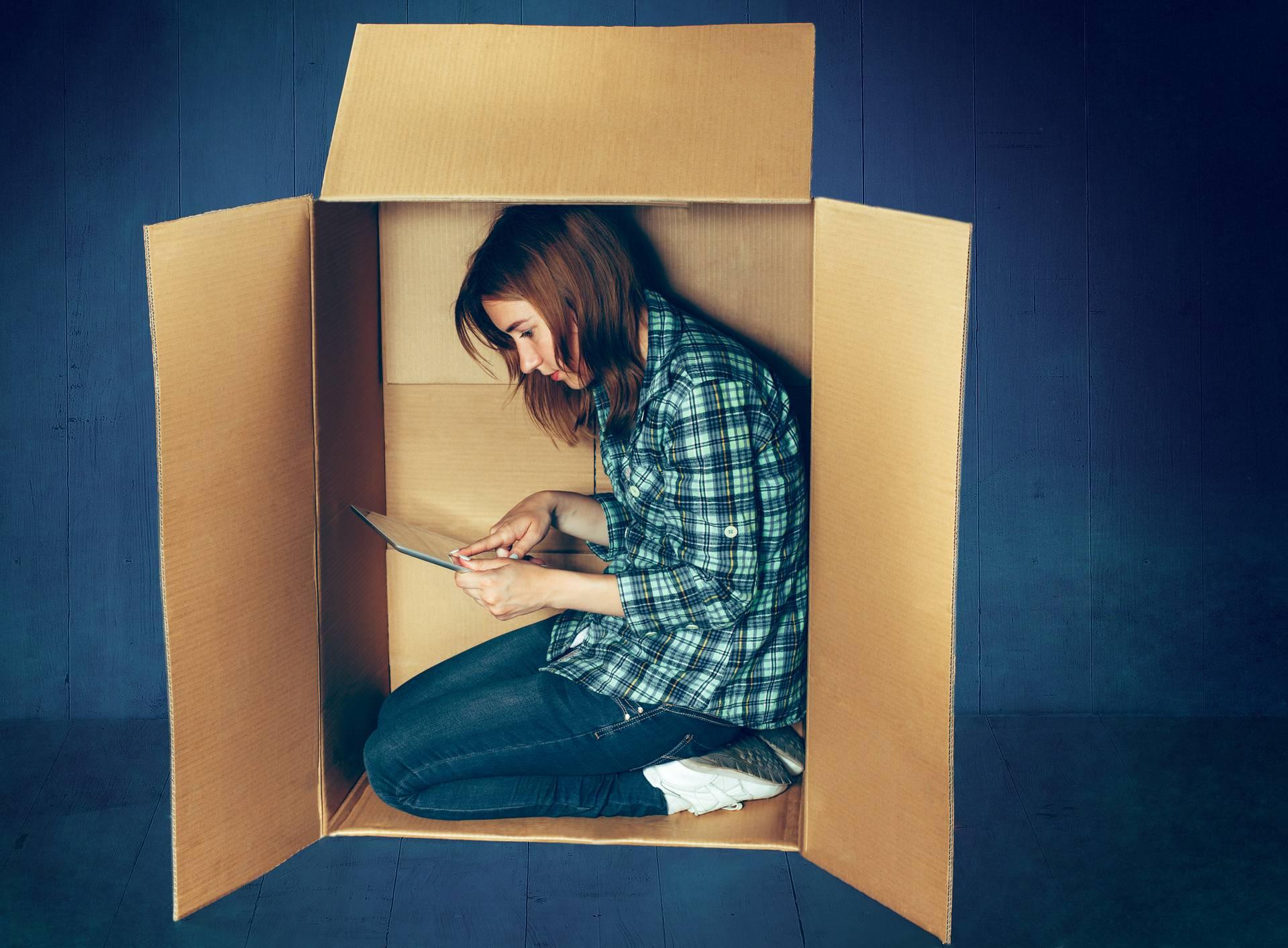 'Kućne karantene zbog korone stvorene su za nas introverte!'