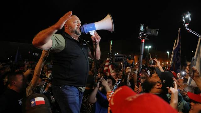 Protest following the 2020 U.S. presidential election in Phoenix, Arizona