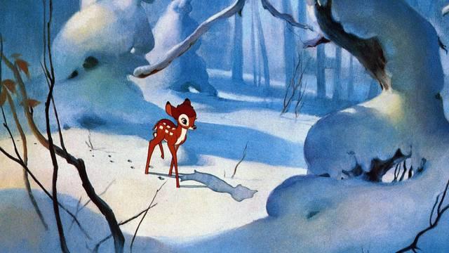 Bambi - Walt Disney Pictures - 1942 - Director David D. Hand