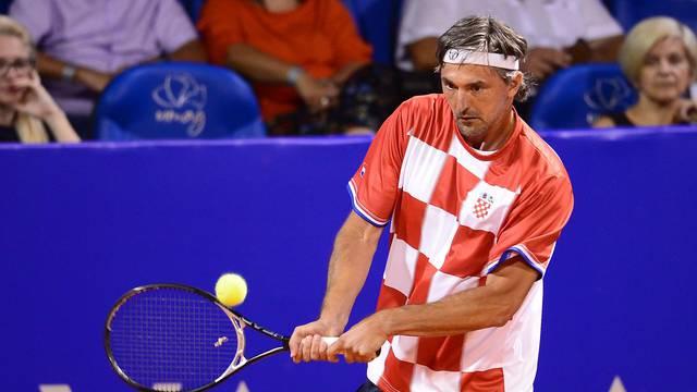 Goran zna znanje: Osvojio je Roland Garros u parovima...