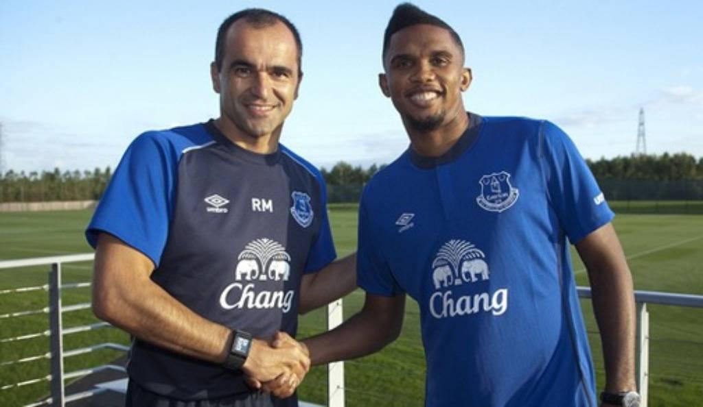 Everton/Twitter