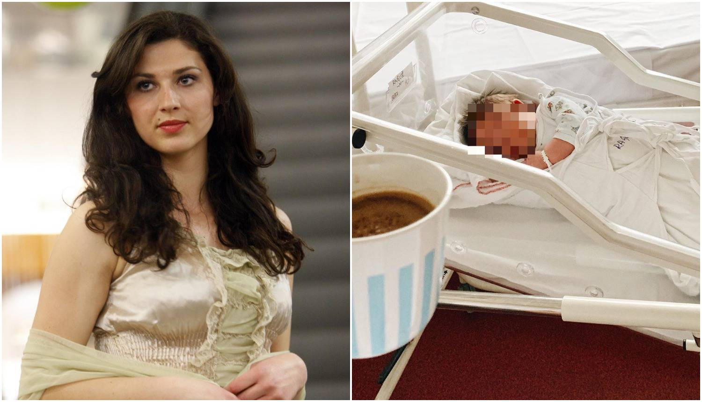 Bivša Miss Hrvatske rodila je treće dijete: 'Stigao nam Mata'