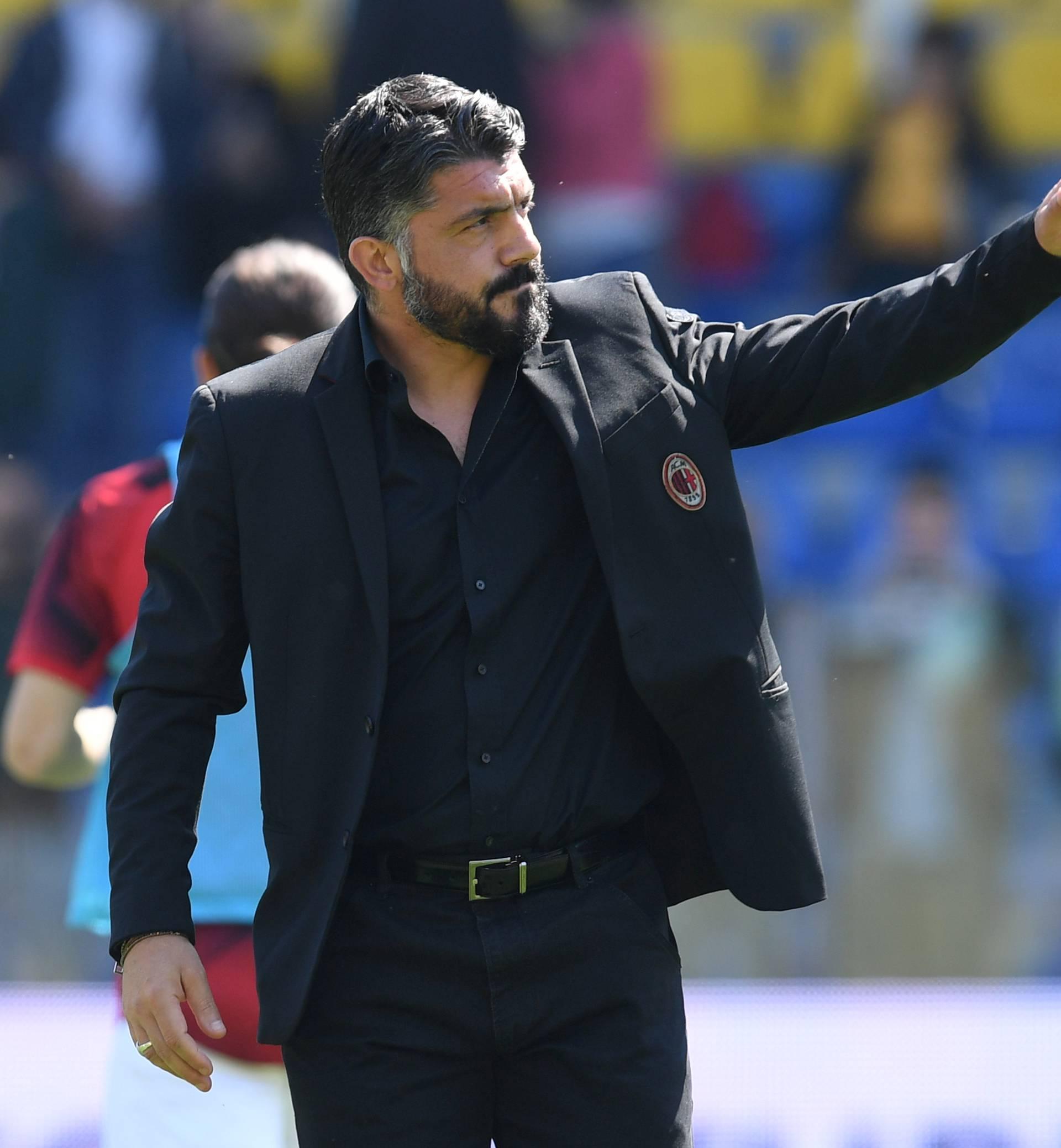 Serie A - Parma v AC Milan