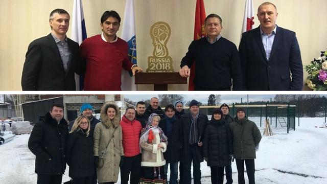 Vrbanović Rusima: Lijepo ćete nas ugostiti zbog - Wembleyja