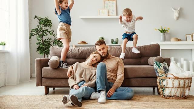 Utjecaj djece na majke i očeve: Tko kaže da je lako, nije probao