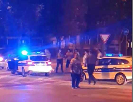 Bježao autom od policije, udario u kombi: Došlo je i do tučnjave