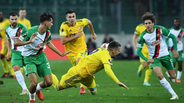 UEFA Europska liga, Rapid Beč - GNK Dinamo