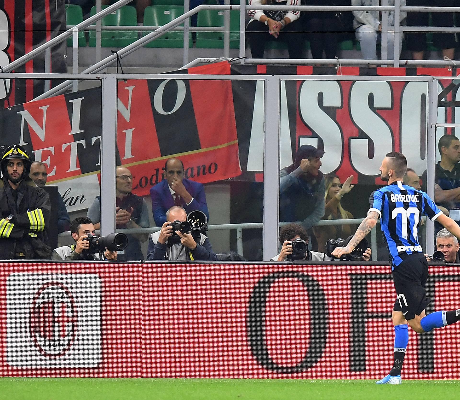 Epic Brozo opet zabio: Interu pripao Derby della Madonnina