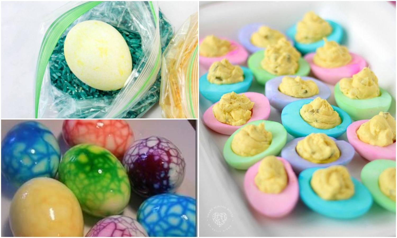 Maštovitiji Uskrs: I polomljena jaja mogu se odlično obojati