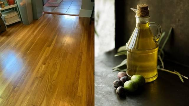 Trik s maslinovim uljem: Mama otkrila kako da vam pod blista