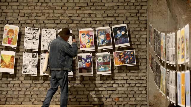 Rijeka: Prva kvarnerska kolonija autorskog stripa i ilustracije