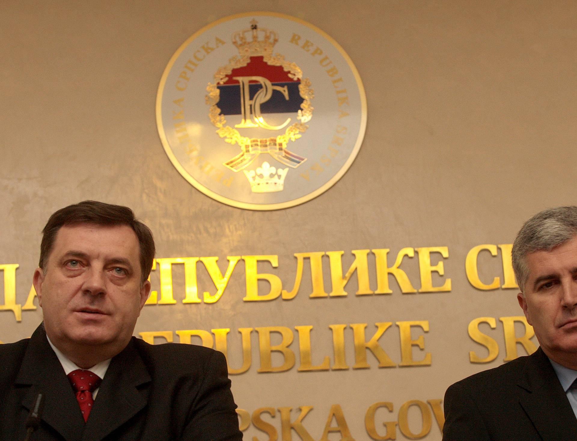Čović, Izetbegović i Dodik: Pregovori o koaliranju u BiH