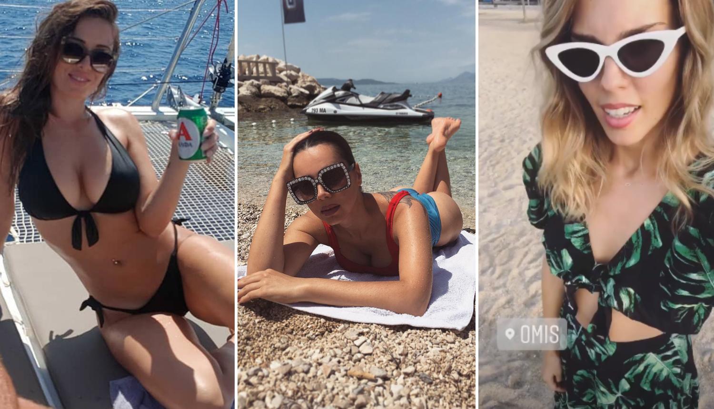 Seksi fotke za kraj ljeta: Lidija, Žanamari i Franka su na moru