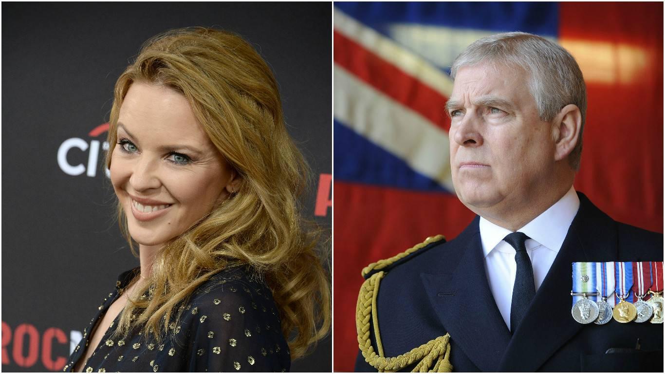 Kylie nakon glumca ljubi princa Andrewa? 'On je njome očaran'