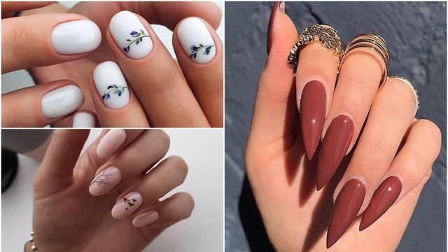 Koji oblik nokta odabrati? Evo koji postoje i kako ih napraviti