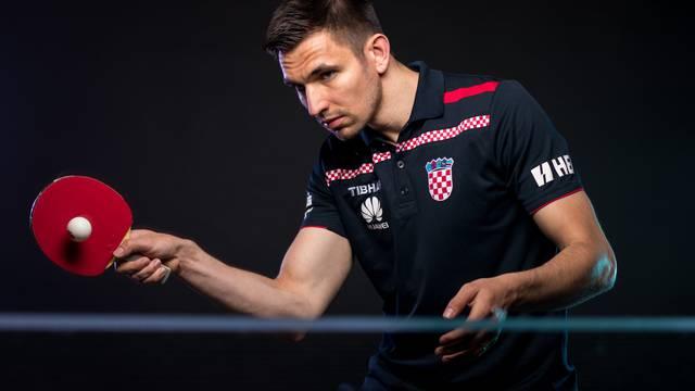 Stolnotenisač Tomislav Frane Kojić nastupat će na Olimpijskim igrama u Tokiju u ekipnoj konkurenciji