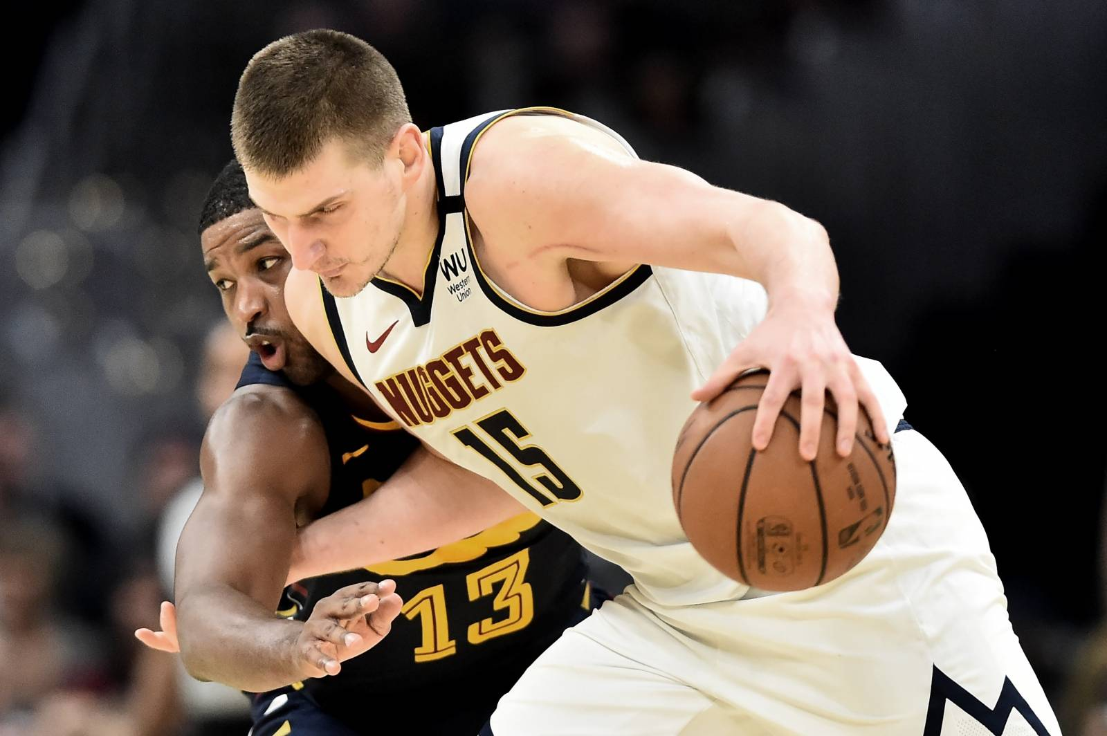 NBA: Denver Nuggets at Cleveland Cavaliers